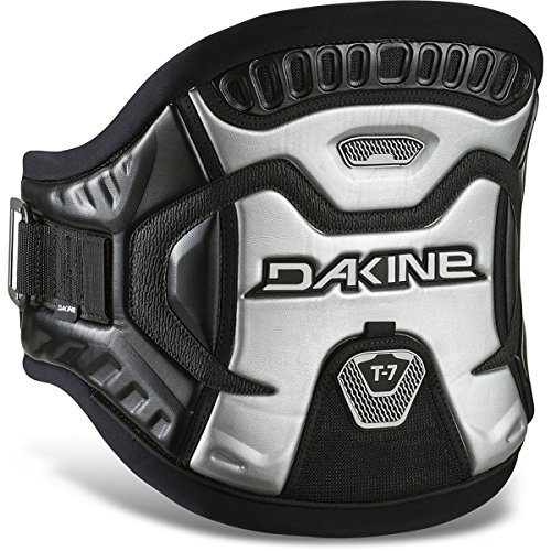 Dakine Men's T-7 Windsurf Harness, Silver, S