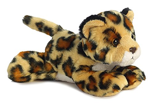Aurora World 31706 Amazon Jaguar Plush, Small/6 x 14