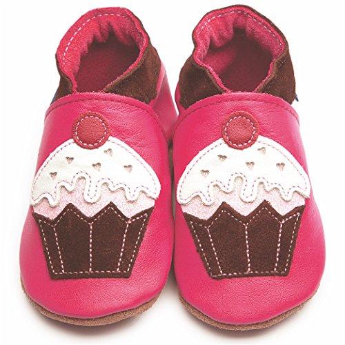 Inch blue, chaussures souples pour cupcake babyschuheTorte little gr.12/18