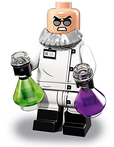 The Lego Batman Movie SERIES 2 Minifigure - 71020 - mis en sac zip (HUGO STRANGE)