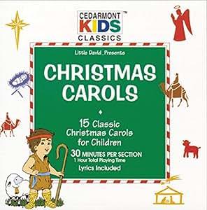 cedarmont kids christmas carols music. Black Bedroom Furniture Sets. Home Design Ideas