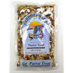 Volkman Seed Featherglow Parrot Treat 4lb