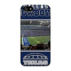 Durable Case For The Iphone 5/5s- Eco-friendly Retail Packaging(dallas Cowboys)Kimberly Kurzendoerfer