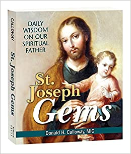 Book St. Joseph Gems: Daily Wisdom on Our Spiritual Father