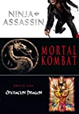 Triple Pack: Ninja Assassin + Mortal Kombat + Enter The Dragon (Import Movie) (European Format - Zone 2)