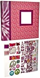 me & my BIG ideas Scrapbook Page Kit, Friend, 12-Inch by 12-Inch