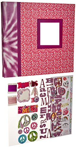 me & my BIG ideas Scrapbook Page Kit, Friend, 12-Inch by 12-Inch ()