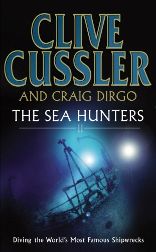 The Sea Hunters 2 by Clive Cussler (2003-07-03)