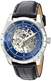 Lucien Piccard Men's 'Hampton' Mechanical Hand Wind Stainless Steel...