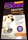 Sentry Calming Collar Dog 3-pk
