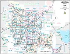 Las Vegas Maps - Downtown