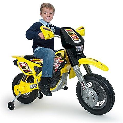 INJUSA Thunder Max VX Motorbike 12V Ride On