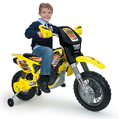 INJUSA Thunder Max VX Motorbike 12V Ride On