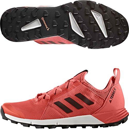Terrex Randonnée Agravic de Femme Rouge Chaussures Speed adidas Basses W OnC4ddq