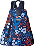 Baggallini Women's Metro Backpack with RFID Phone Wristlet Spring Bloom One Size