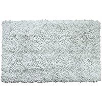 Chesapeake Merchandising 79109 Comfy Shag Area Rug, 5 x 7, White