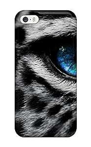 Faddish Phone Leopard Closeup Case For Iphone 5C Perfect Case Cover
