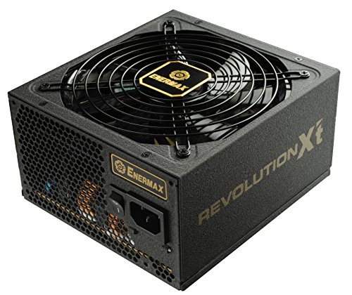 Enermax REVOLUTION X't II 750W Power Supply 80 Plus Gold Certified Semi-Modular Twister Bearing Fan and Built-in HeatGuard, ERX750AWT by Enermax (Image #8)