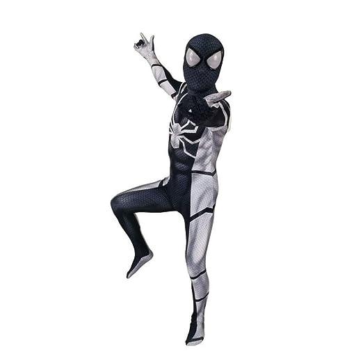 YIWANGO Traje De Spiderman Futuro Medias Siamesas Accesorios ...