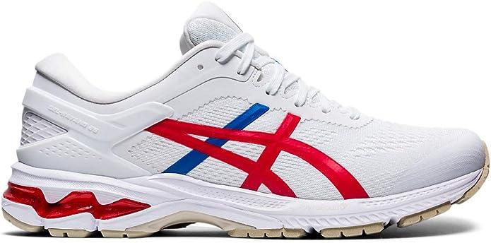 ASICS - Gel-Kayano 26 - Zapatillas de correr para hombre, Blanco ...