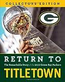 Return to Titletown, Triumph Books Staff, 1600786464