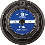 EMINENCE LEGENDEM12 Eminence Legend Guitar Legend EM12 12'' Lead/Rhythm Guitar Speaker, 200 Watts at 8 Ohms