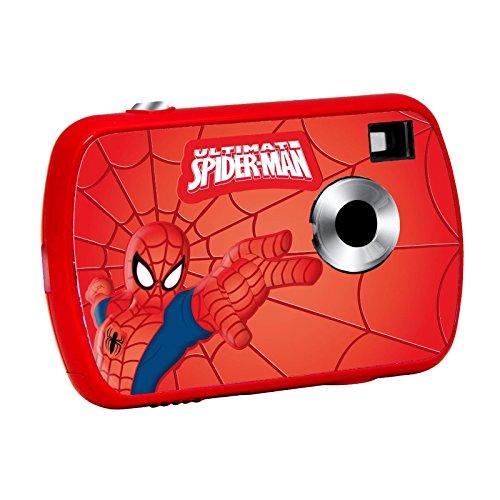 Spiderman 1.3MP Digitalkamera