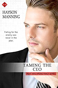 Taming the CEO by [Manning, Hayson]