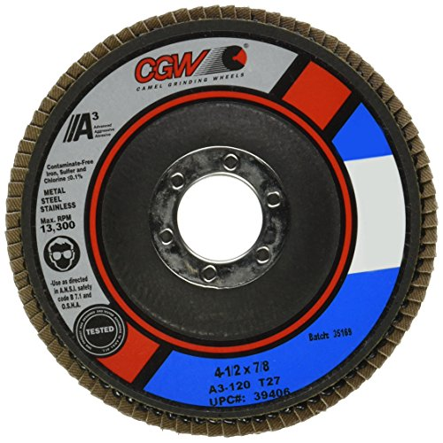 Disc 120 Grit 7/8