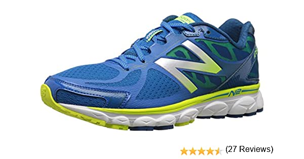 New Balance NBX Neutral - Zapatillas de running unisex, BLUE/YELLOW (426), 47.5: Amazon.es: Zapatos y complementos