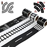 Best Tape Adhesives For Cars - ROCHU Road Tape for Toy Car DIY Traffic Review