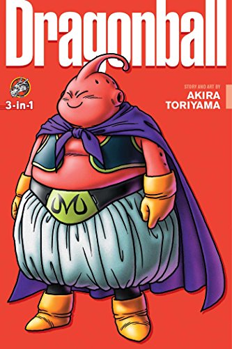 Dragon Ball (3-in-1 Edition), Vol. 13: Includes Vols. 37, 38 & 39 (13) (Dragon Ball Manga 15)