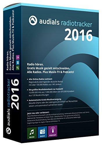 Audials Radiotracker 2016
