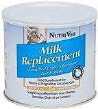 Nutri-Vet Milk Replacement for Kittens, 6-Ounce, My Pet Supplies