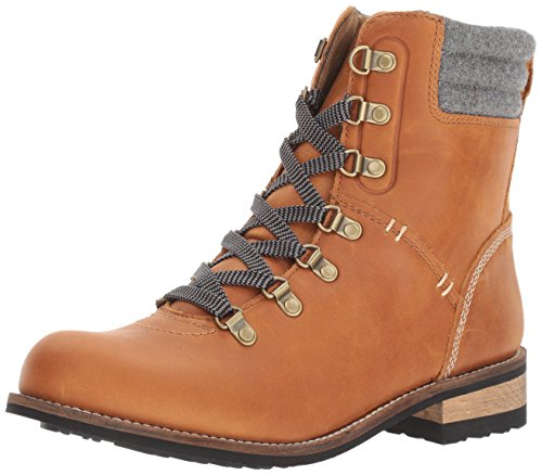 - Kodiak Women's Surrey II Hiking Boot, Caramel, 8 M US