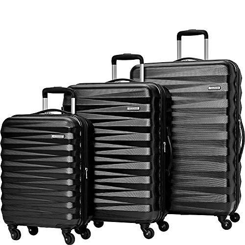 American Tourister Triumph NX 3 Piece Expandable Hardside Spinner Luggage Set