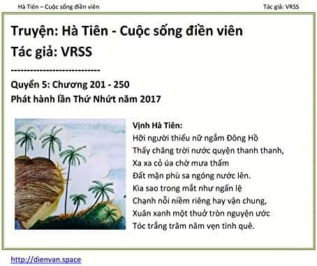 (VRSS) Ha Tien - Cuoc song đien vien: Quyen 5: Chuong 201-250