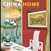China Home: Inspirational Design Ideas book cover