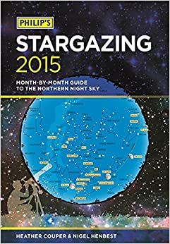 Book Philip's Stargazing: Month-By-Month Guide to the Northern Night Sky: 2015