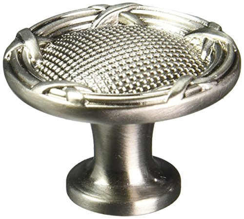 - Top Knobs M1617  Ribbon & Reed Knob Nickel