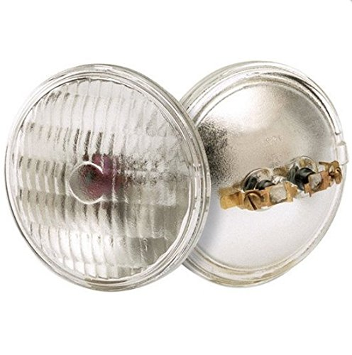 Satco S4303 30 Watt sealed beam PAR36, Screw Termnial base, 12.8 volts (Pack of 12) by Satco