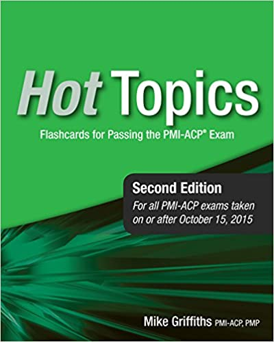 PMI- ACP Exam Flashcard Book