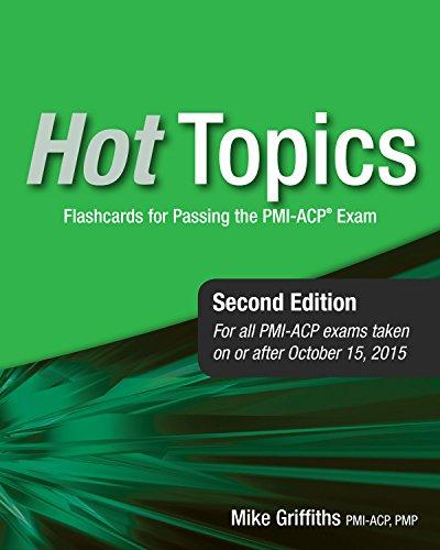 (Hot Topics PMI-ACP Exam Flashcards)