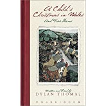 Childs Christmas In Wales Unabr Cass by Dylan Thomas (2002-10-31)