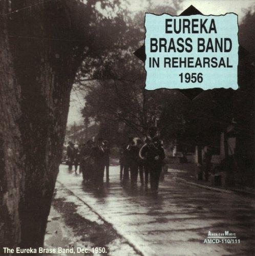 Eureka Brass Band - In Rehearsal, 1956