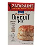 Zatarains Buttermilk Biscuit Mix ( Pack of 2 - 11 Ounce boxes )