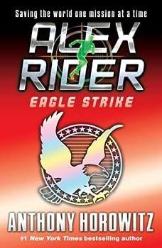 Eagle Strike 0399239790 Book Cover
