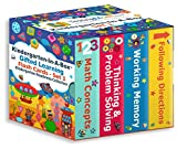 Gifted Learning Flash Cards Bundle - Kindergarten-in-A-Box - Math Concepts, Thinking & Problem Solving, Working Memory, Following Directions (Set 1)