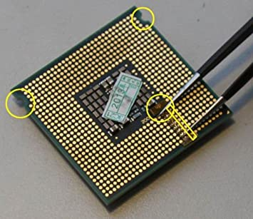 Intel CPU Socket LGA 771-775 Mod Sticker (2 pc): Amazon ca