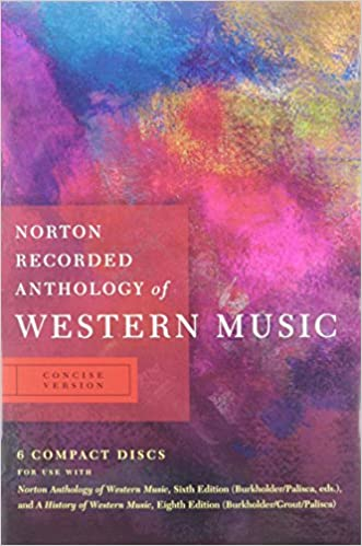 Norton Recorded Anthology Of Western Music Free Download